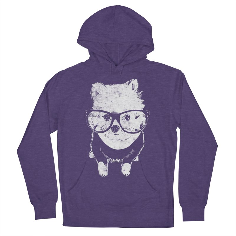 Geek Luv Women's French Terry Pullover Hoody by Misterdressup