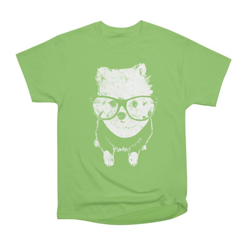 Geek Luv Women's Heavyweight Unisex T-Shirt by Misterdressup