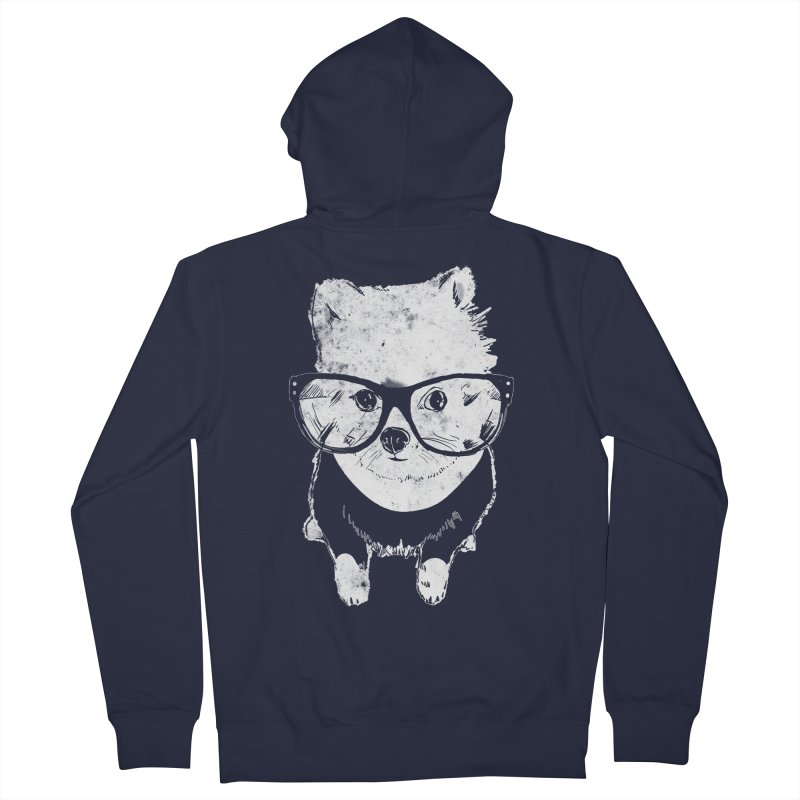 Geek Luv Men's French Terry Zip-Up Hoody by Misterdressup
