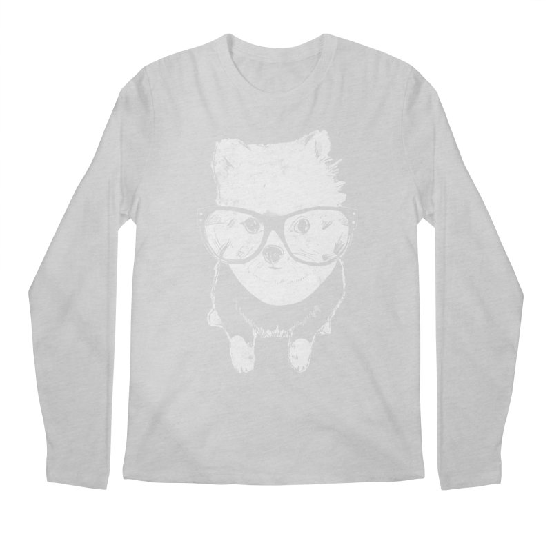 Geek Luv Men's Regular Longsleeve T-Shirt by Misterdressup