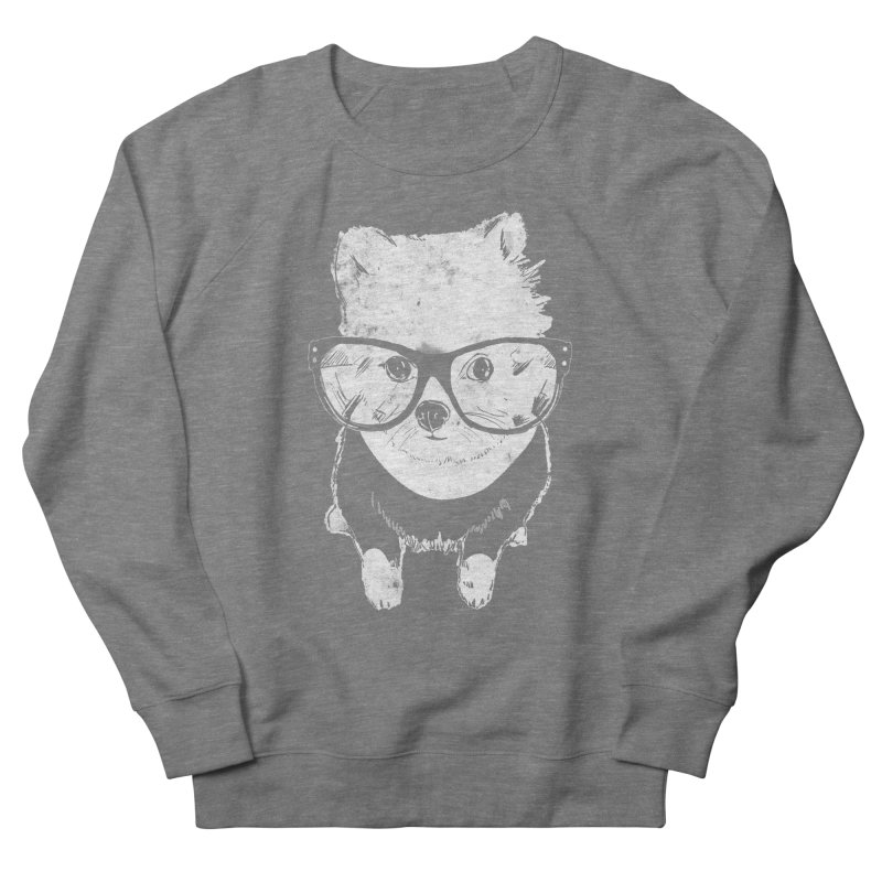 Geek Luv Men's French Terry Sweatshirt by Misterdressup
