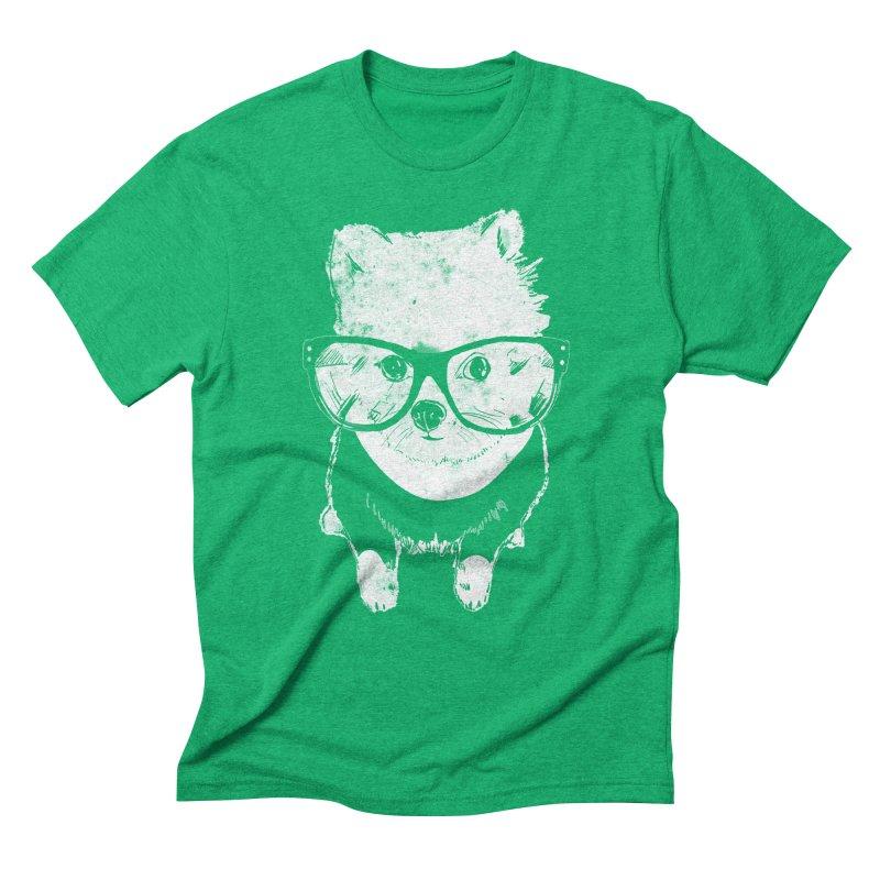 Geek Luv Men's Triblend T-Shirt by Misterdressup