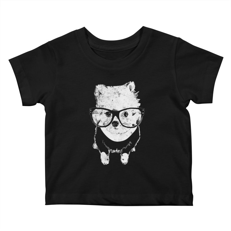 Geek Luv Kids Baby T-Shirt by Misterdressup