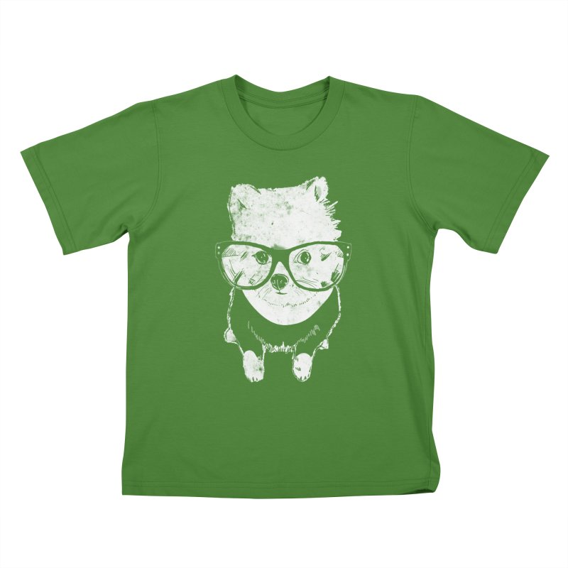 Geek Luv in Kids T-Shirt Clover by Misterdressup