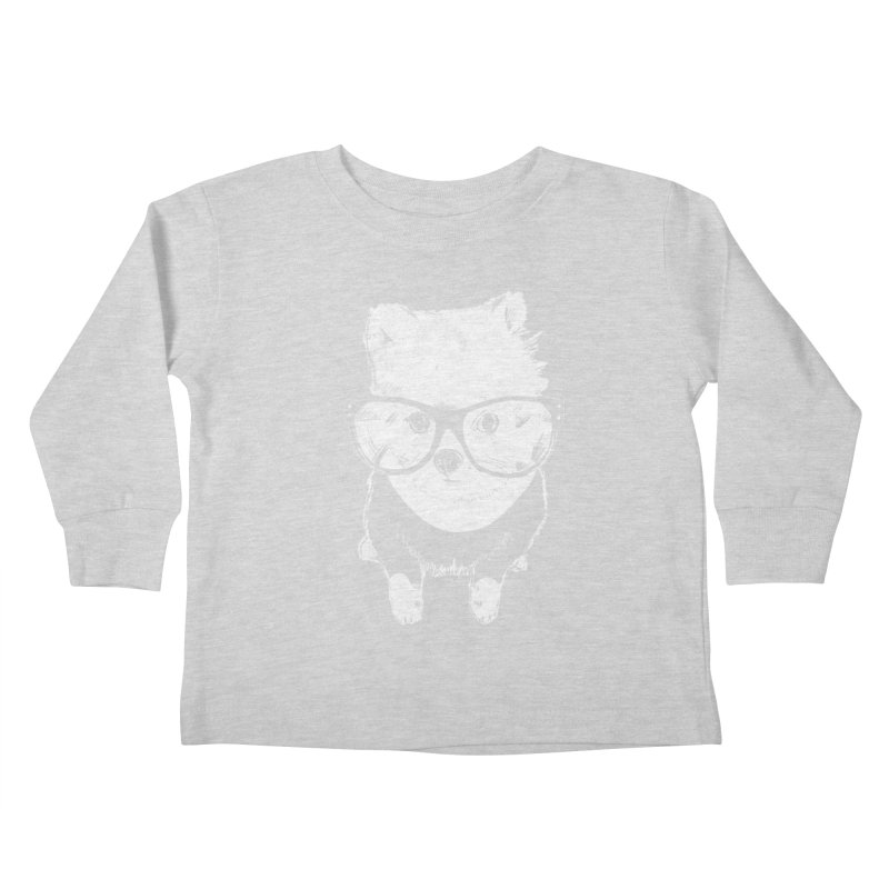 Geek Luv Kids Toddler Longsleeve T-Shirt by Misterdressup