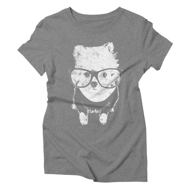 Geek Luv Women's Triblend T-Shirt by Misterdressup