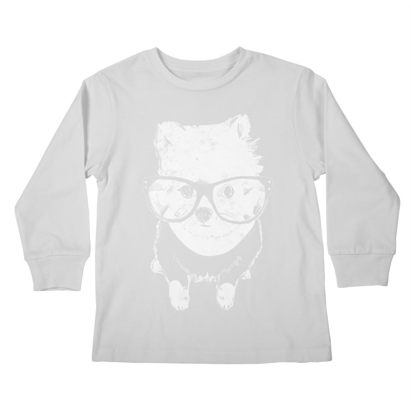 Geek Luv Kids Longsleeve T-Shirt by Misterdressup