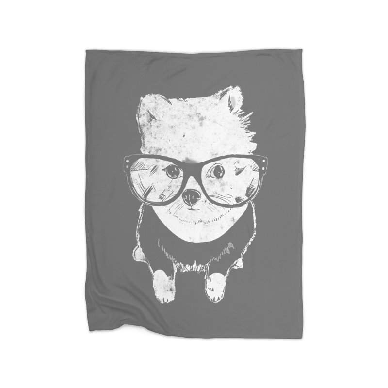 Geek Luv Home Fleece Blanket Blanket by Misterdressup