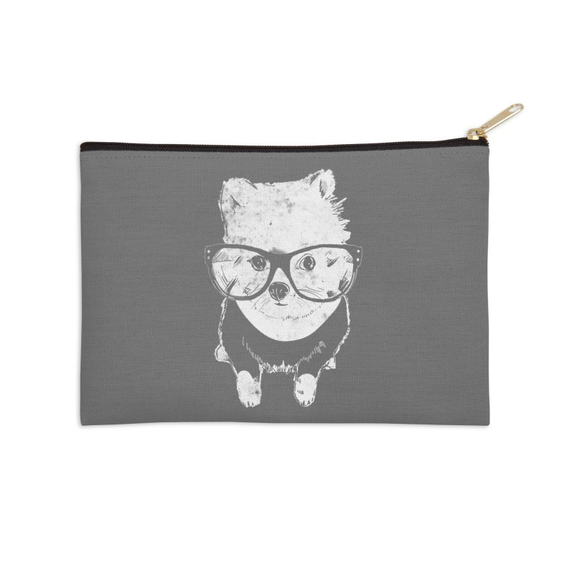 Geek Luv Accessories Zip Pouch by Misterdressup
