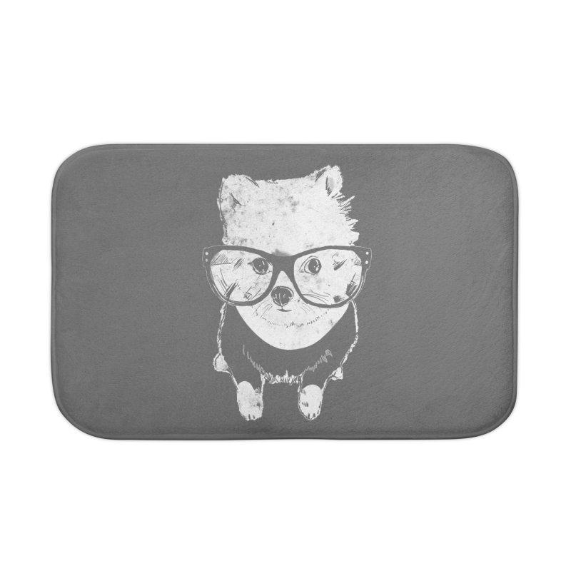 Geek Luv Home Bath Mat by Misterdressup