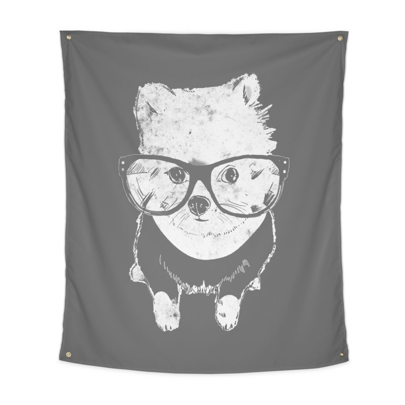 Geek Luv Home Tapestry by Misterdressup