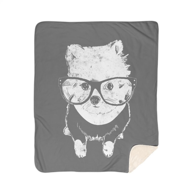 Geek Luv Home Sherpa Blanket Blanket by Misterdressup
