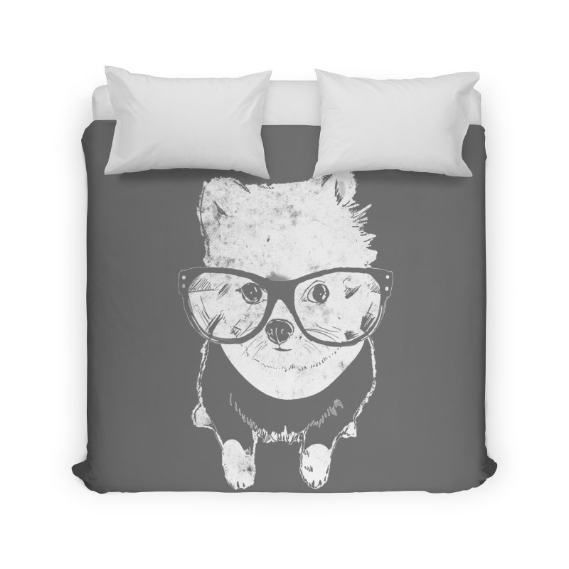 Geek Luv Home Duvet by Misterdressup