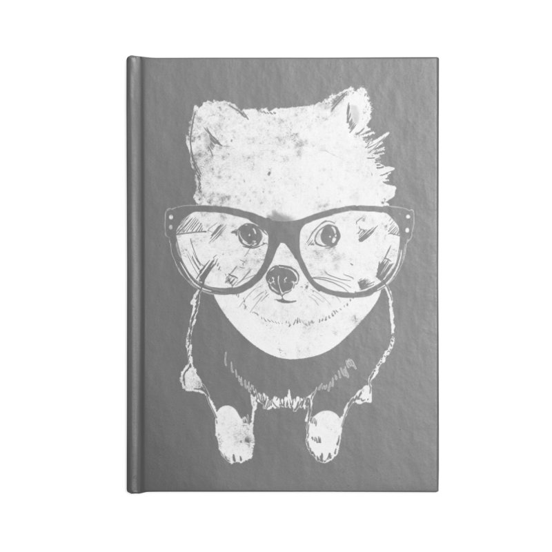 Geek Luv Accessories Lined Journal Notebook by Misterdressup