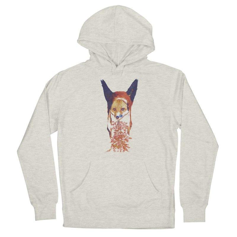Fall Fox Women's Pullover Hoody by Misterdressup