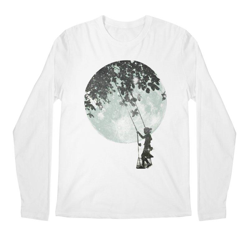 Swing Around Men's Regular Longsleeve T-Shirt by Misterdressup