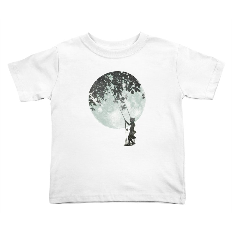 Swing Around Kids Toddler T-Shirt by Misterdressup