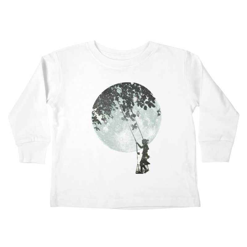 Swing Around Kids Toddler Longsleeve T-Shirt by Misterdressup