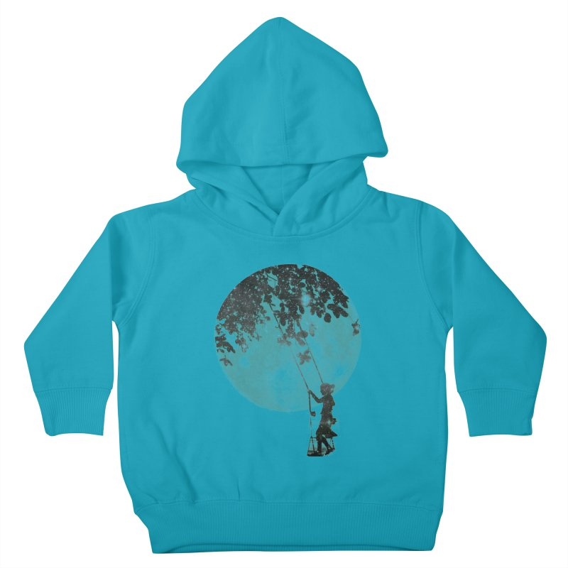 Swing Around Kids Toddler Pullover Hoody by Misterdressup