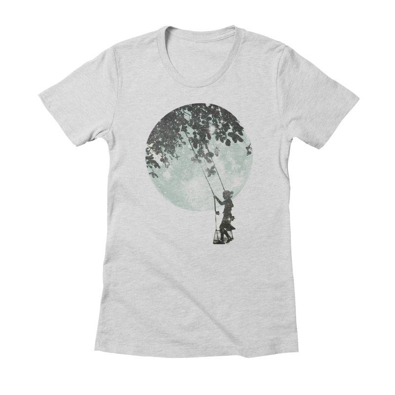 Swing Around Women's T-Shirt by Misterdressup
