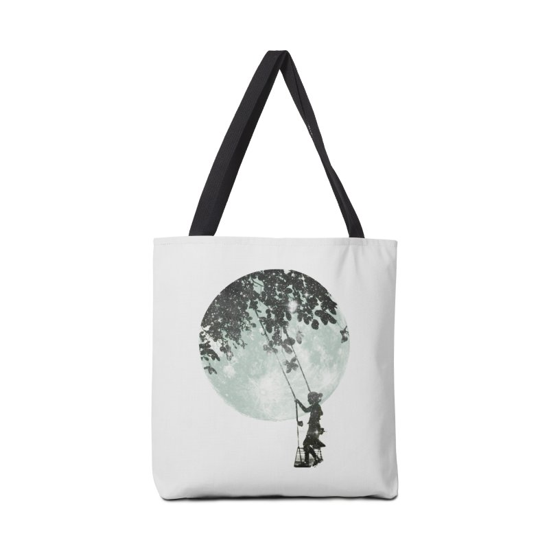 Swing Around Accessories Tote Bag Bag by Misterdressup