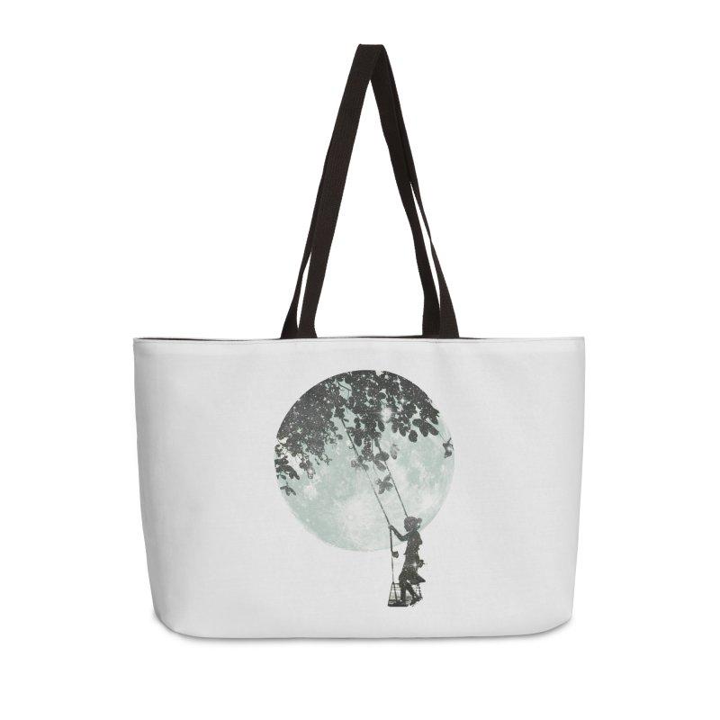 Swing Around Accessories Weekender Bag Bag by Misterdressup