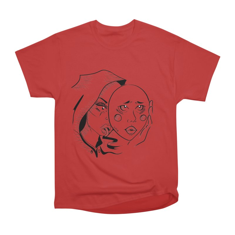 Ta A Men's T-Shirt by Misterdressup