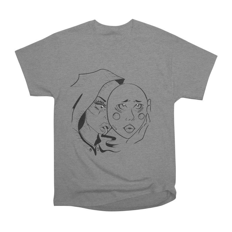 Ta A Men's Heavyweight T-Shirt by Misterdressup