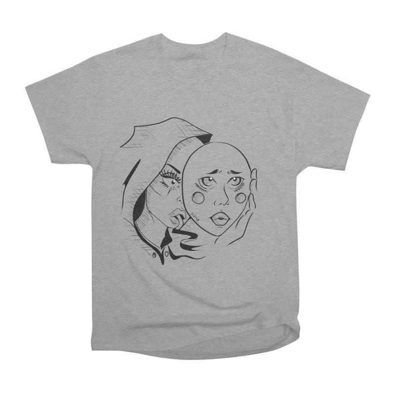 Ta A Women's Heavyweight Unisex T-Shirt by Misterdressup