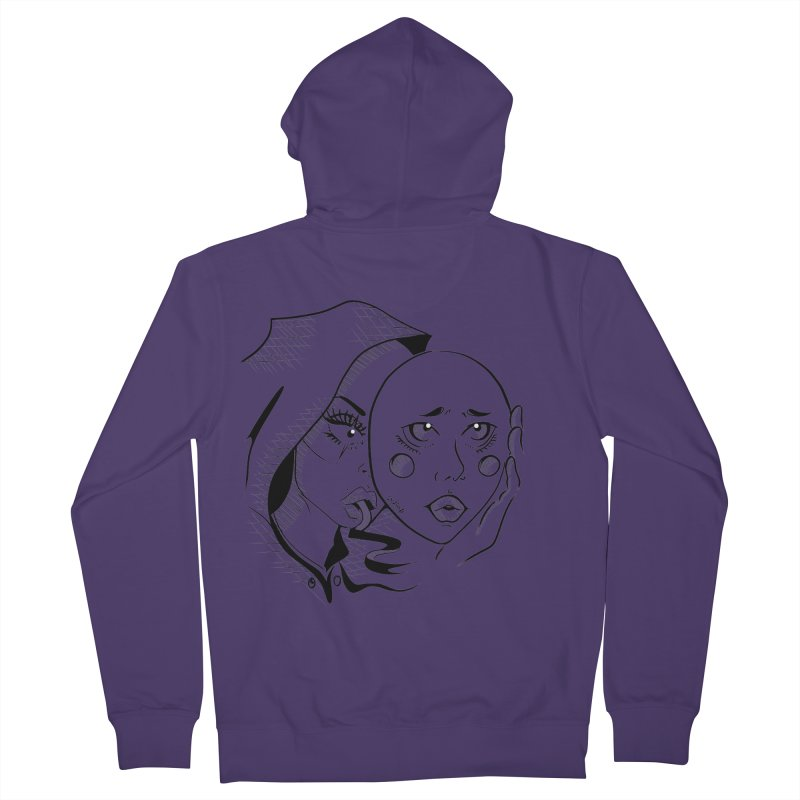 Ta A Women's Zip-Up Hoody by Misterdressup