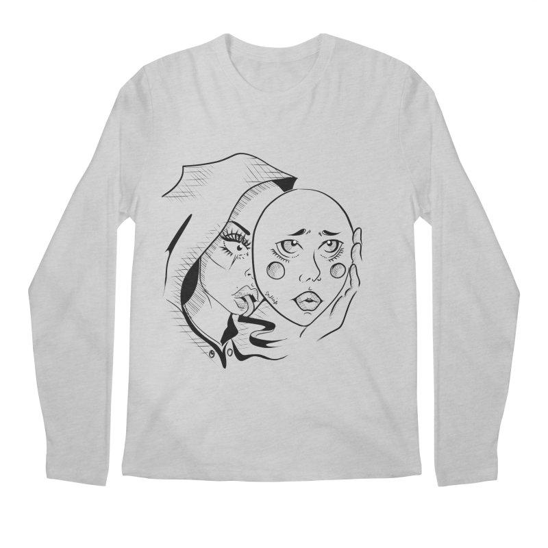 Ta A Men's Regular Longsleeve T-Shirt by Misterdressup