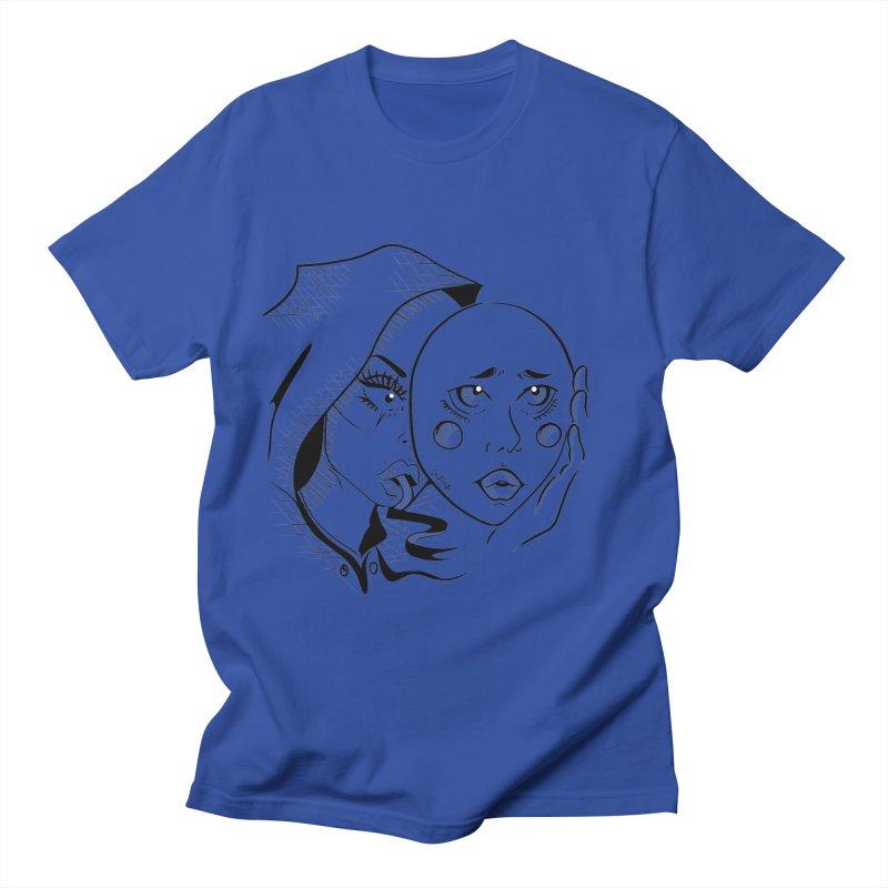 Ta A Men's Regular T-Shirt by Misterdressup