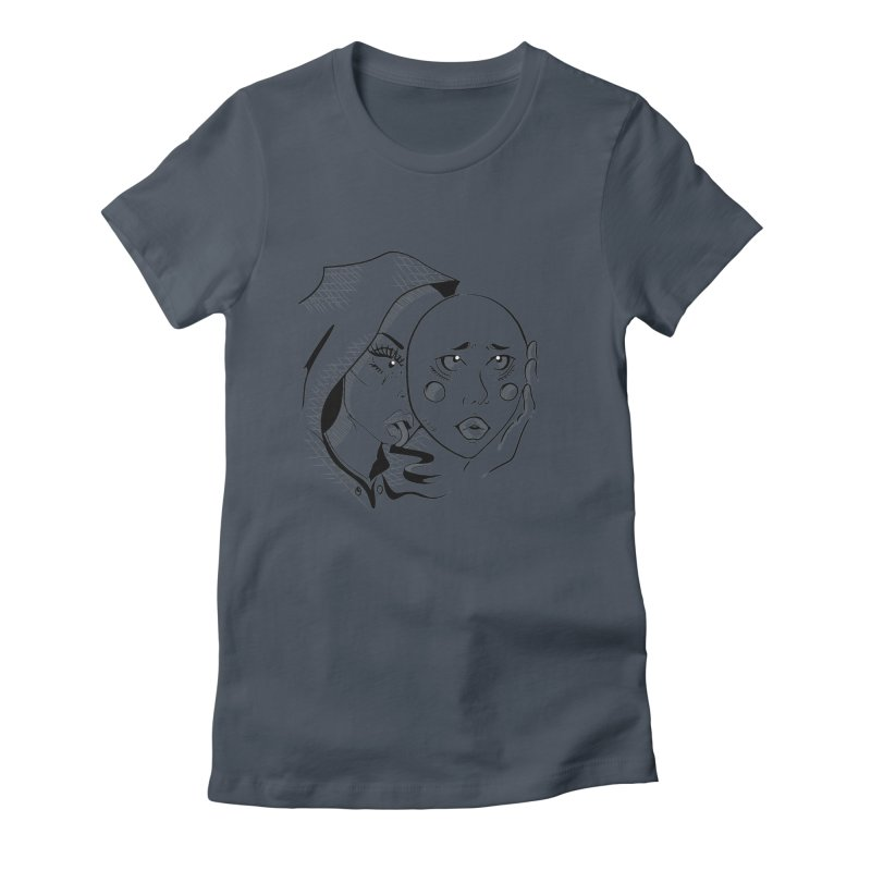 Ta A Women's T-Shirt by Misterdressup