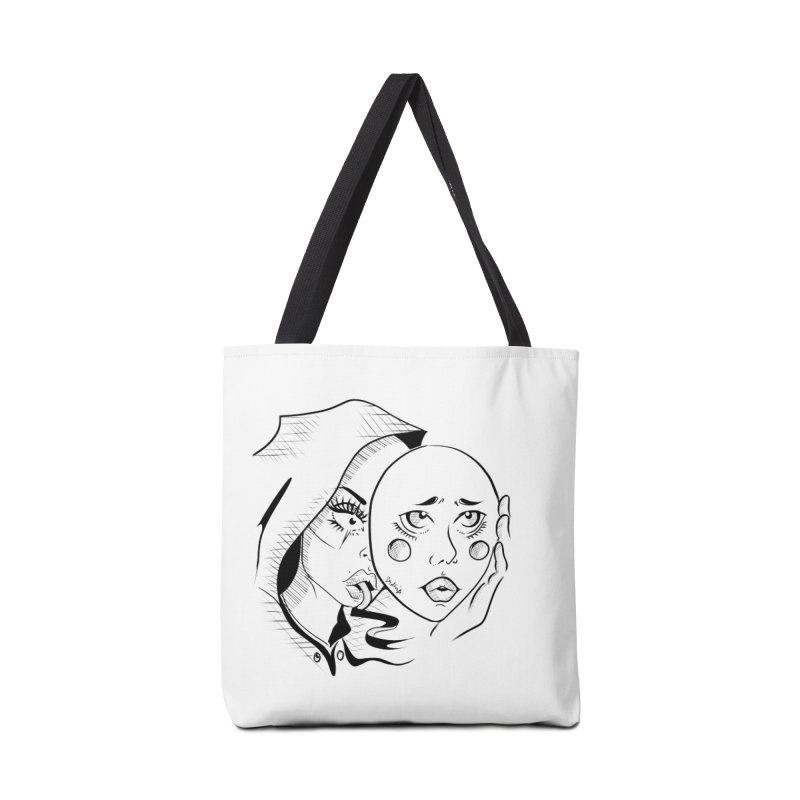 Ta A Accessories Tote Bag Bag by Misterdressup