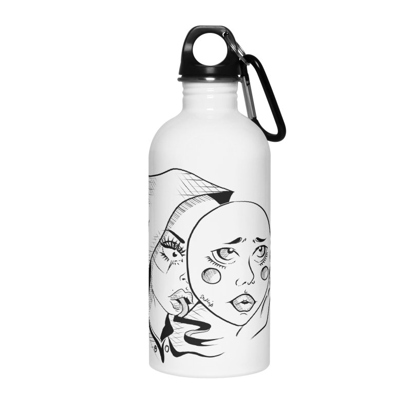 Ta A Accessories Water Bottle by Misterdressup