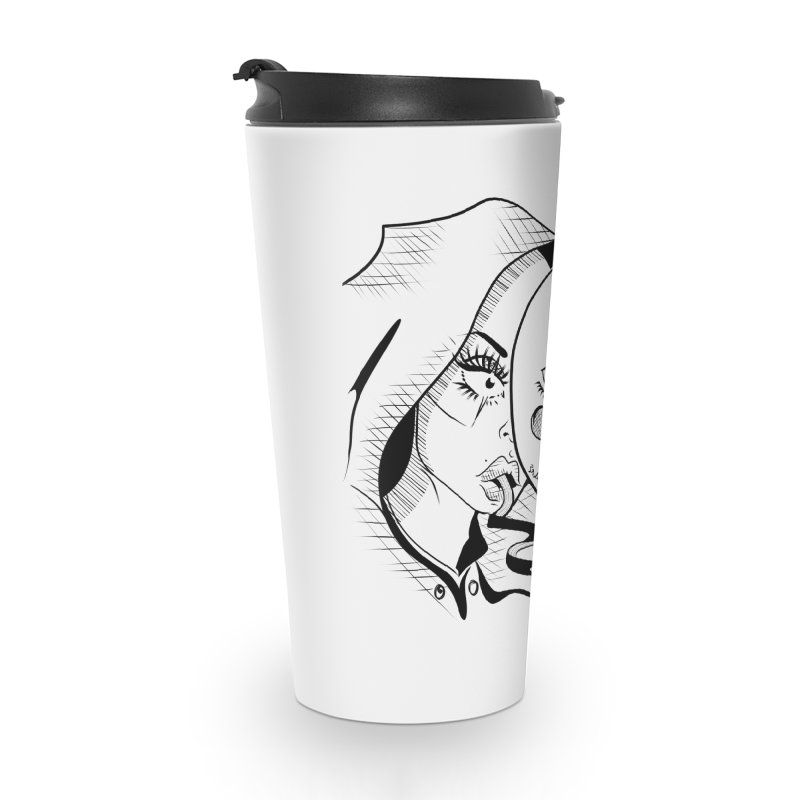 Ta A Accessories Travel Mug by Misterdressup