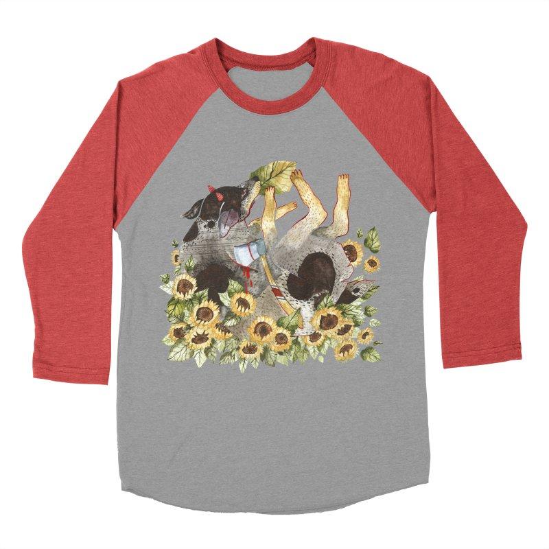 Alison Polston Women's Baseball Triblend T-Shirt by Misterdressup