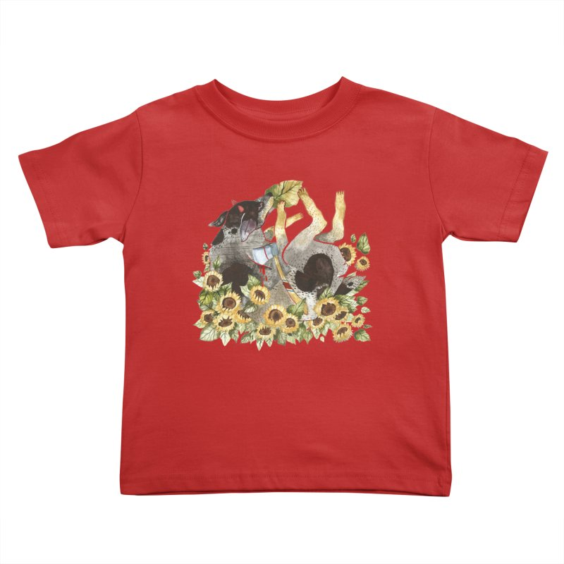 Alison Polston Kids Toddler T-Shirt by Misterdressup