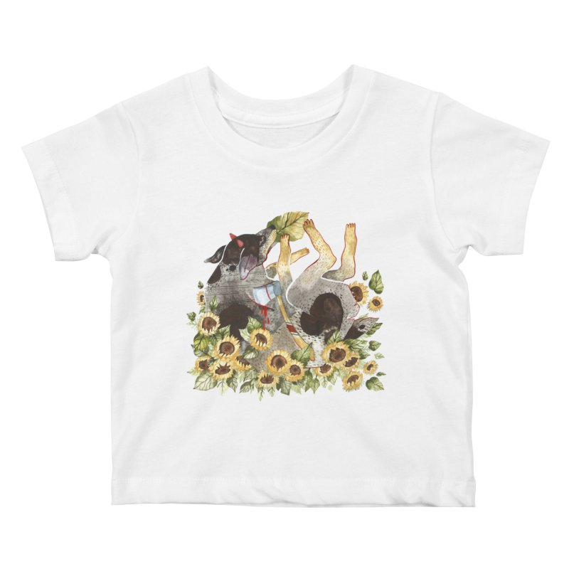 Alison Polston Kids Baby T-Shirt by Misterdressup