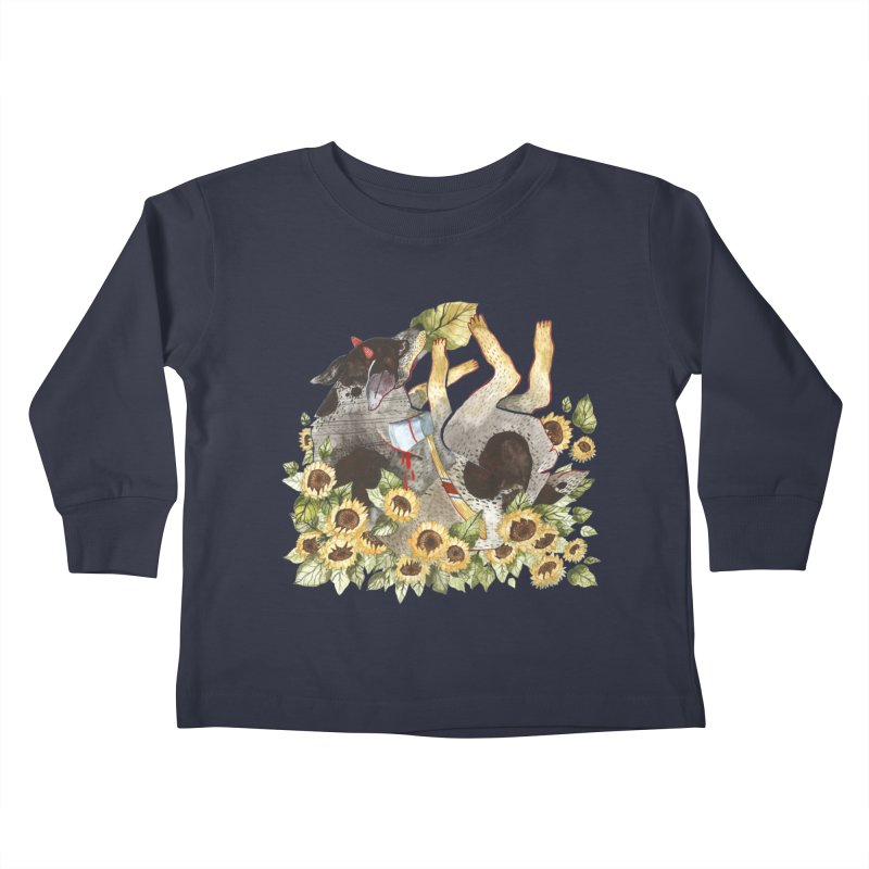 Alison Polston Kids Toddler Longsleeve T-Shirt by Misterdressup