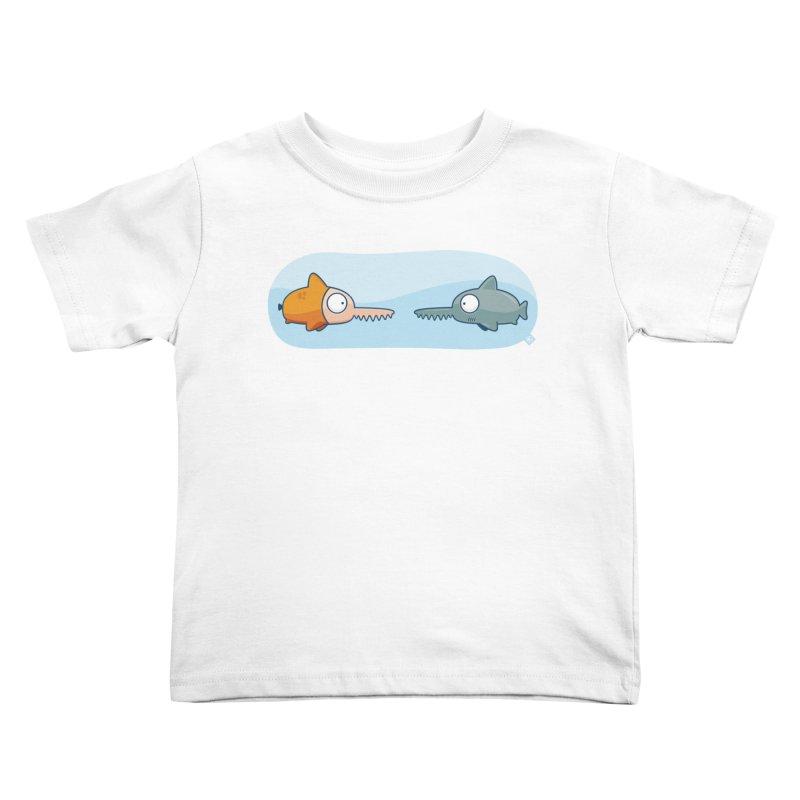 Edgar Ramírez Kids Toddler T-Shirt by Misterdressup