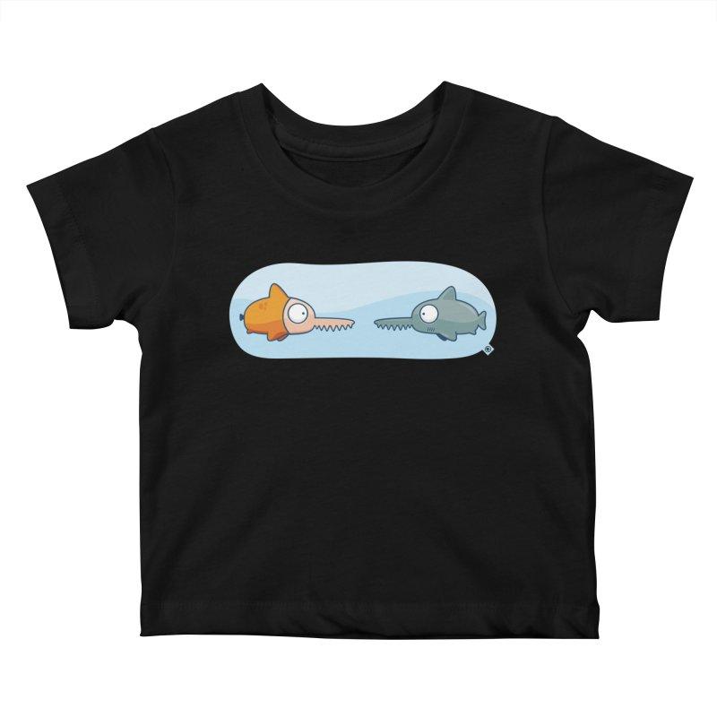 Edgar Ramírez Kids Baby T-Shirt by Misterdressup
