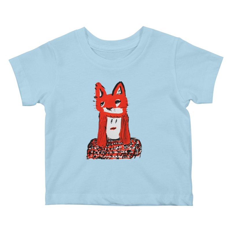 Koudai  Zeniya Kids Baby T-Shirt by Misterdressup
