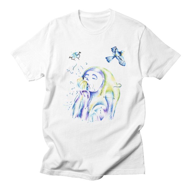 Aura Estrada Men's T-Shirt by Misterdressup