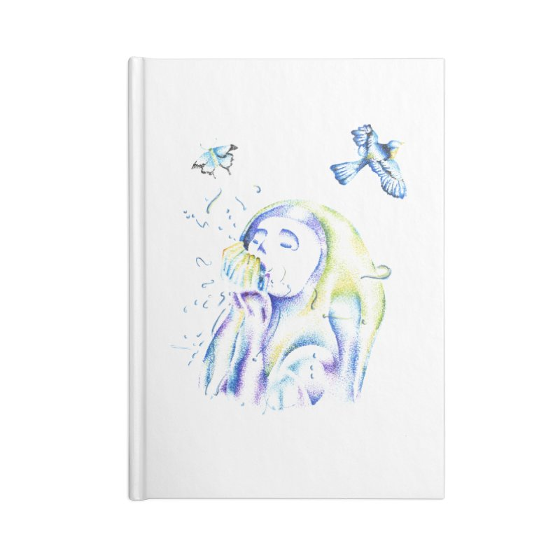 Aura Estrada Accessories Notebook by Misterdressup