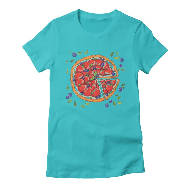 Charmin 9 ham Women's Fitted T-Shirt by Misterdressup
