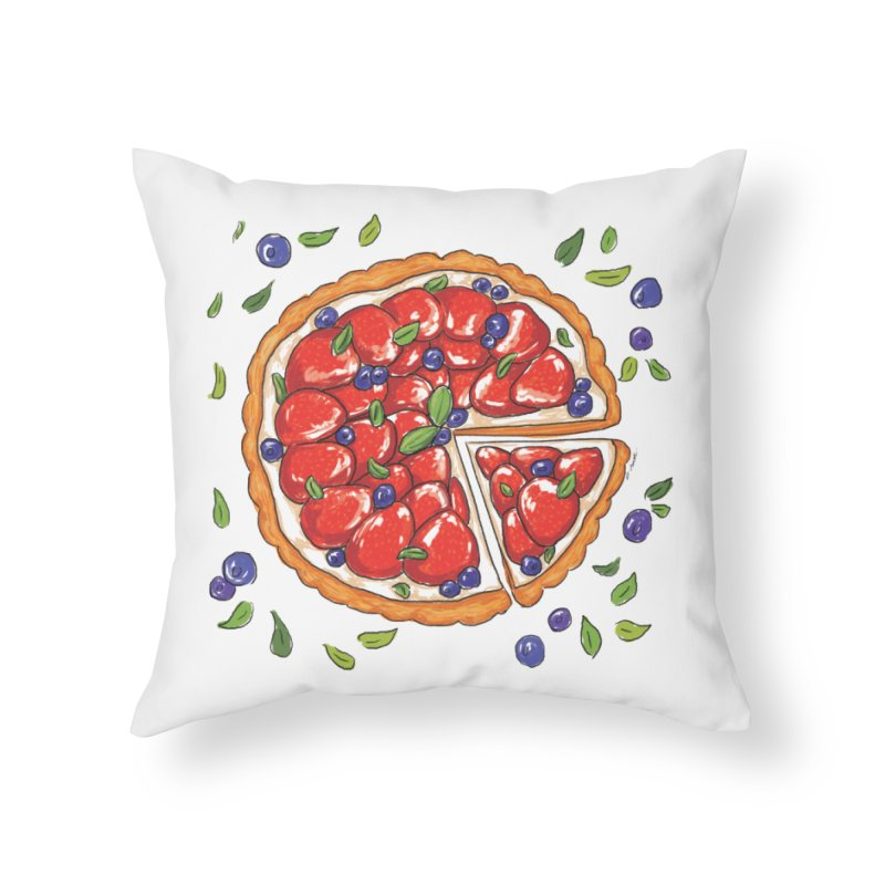 Charmin 9 ham Home Throw Pillow by Misterdressup