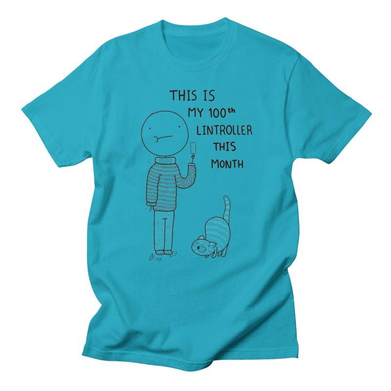Doodle Job Men's T-Shirt by Misterdressup
