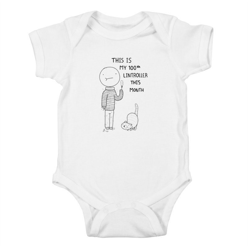 Doodle Job Kids Baby Bodysuit by Misterdressup