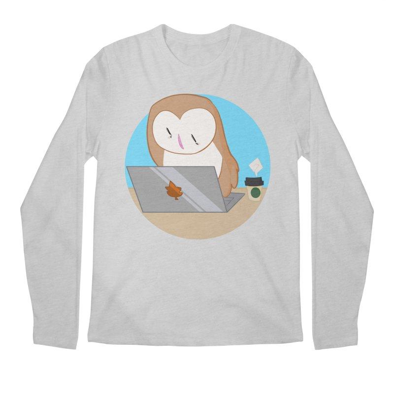 Drew Shapiro Men's Longsleeve T-Shirt by Misterdressup